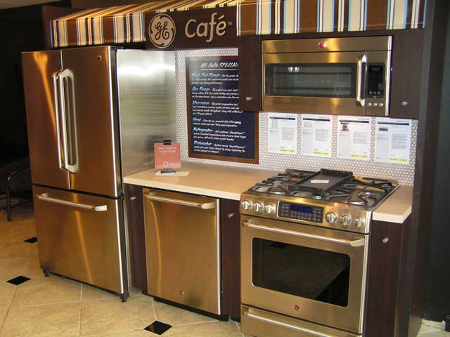 wonderful Ge Cafe Kitchen Appliance Packages #1: GE Kitchen Appliances